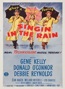 """Ciné-Club : """"Chantons sous la pluie"""""""